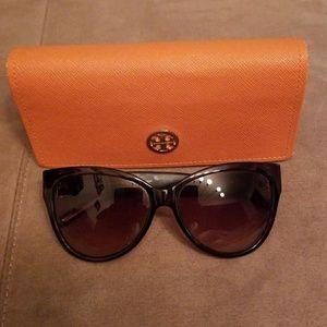 Tory Burch TY9033 59mm tortoise cateye sunglasses